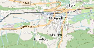 Hohe Tauern Karte.Nationalparkzentrum Hohe Tauern Ausflugsziel In österreich