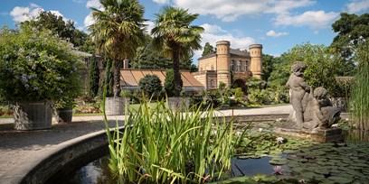 Botanischer Garten Karlsruhe Ausflugsziel In Deutschland